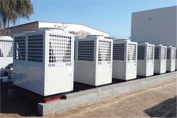 学校空气能热水
