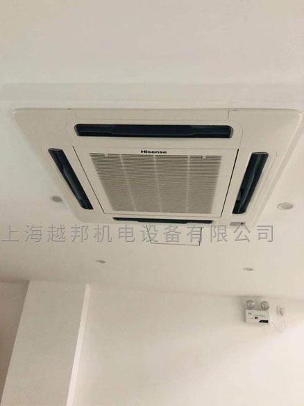 上海海信中央空调安装