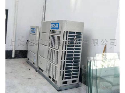 上海美的中央空调安装