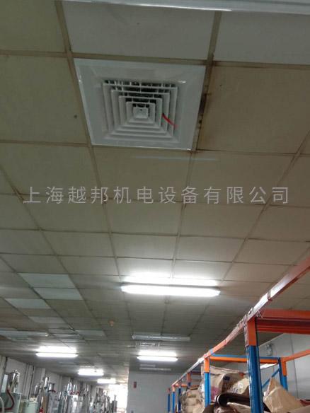 厂房新风系统安装