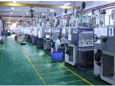 上海东波尔斯厂房新风机组安装工程