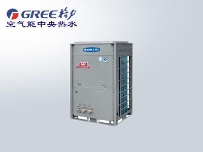 格力红冰系列空气源热泵中央热水商用15匹机组