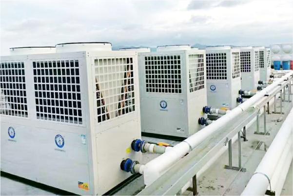 酒店空气源热泵