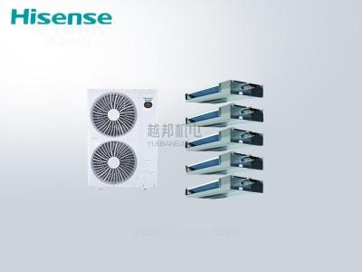 海信中央空调一拖五/大6P/HVR-180W/L2FZBp