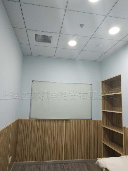 普陀致学教育中央空调系统安装工程
