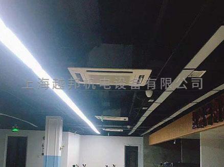 餐厅中央空调安装