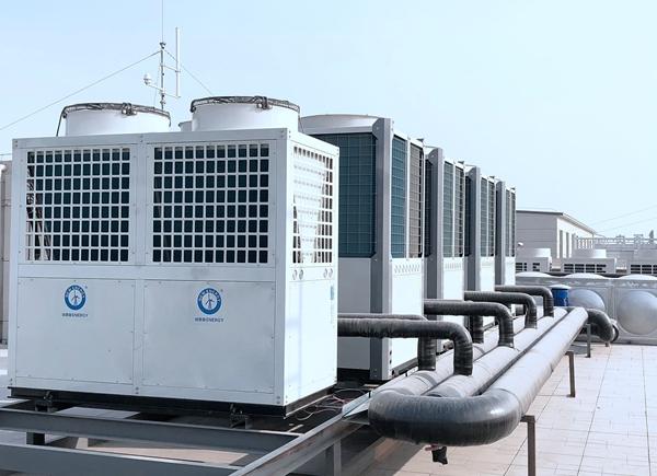 酒店空气源热泵热水器