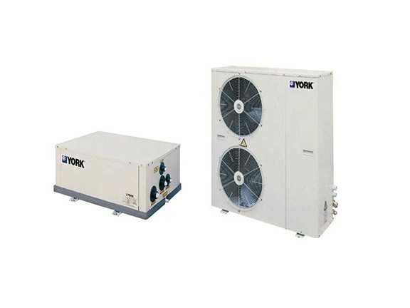 约克中央空调风冷式分体冷水热泵机组 YSACYSOC(H)