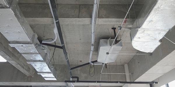 办公室中央空调怎么改造?