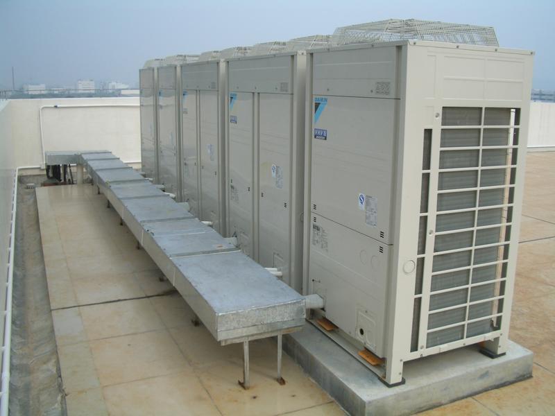 商用中央空调风管