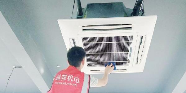 上海中央空调每年首次用须保养吗?