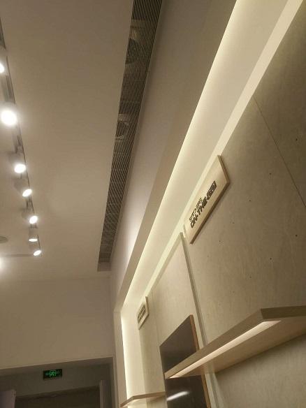 斯凯奇商场中央空调安装