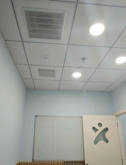 学校中央空调安装