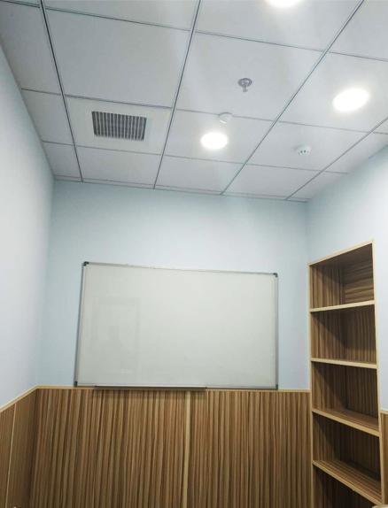 教育场所中央空调安装