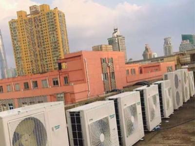 七浦路餐厅海信中央空调安装工程