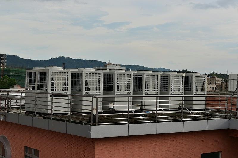 酒店空气能热泵
