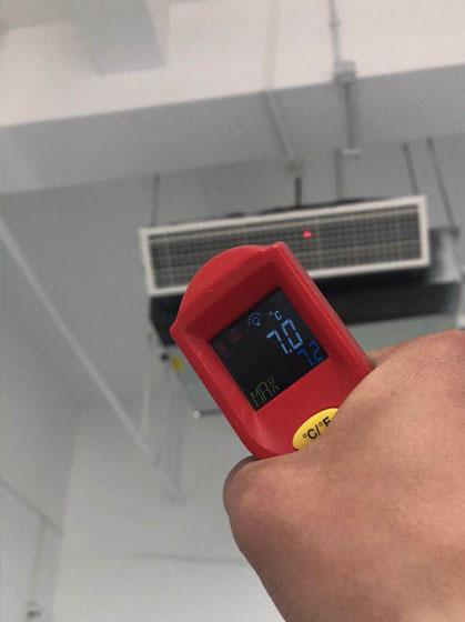 美的中央空调安装调试